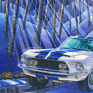 Shelby Canvas original