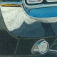 Details: Mach 1 reflected again and again.