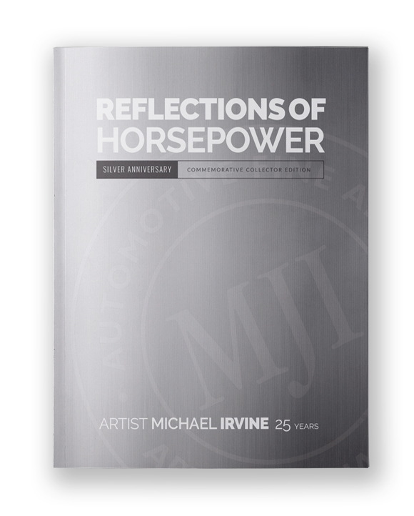 REFLECTIONS OF HORSEPOWER: Silver Anniversary | Commemorative Collector Edition