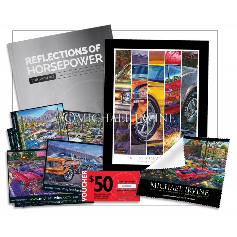 "The Michael Irvine Collector Starter Kit — ""BOWTIE"""