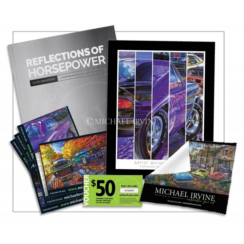 "The Michael Irvine Collector Starter Kit — ""PENTASTAR"""
